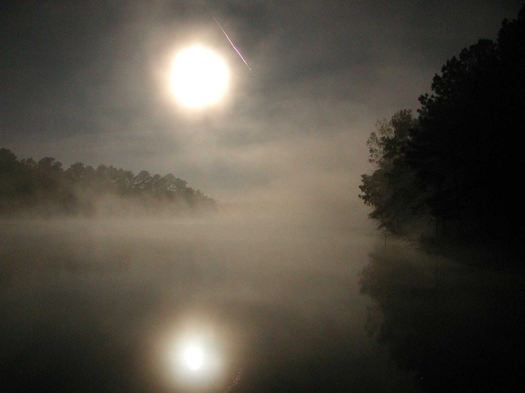 Full Moon Lake