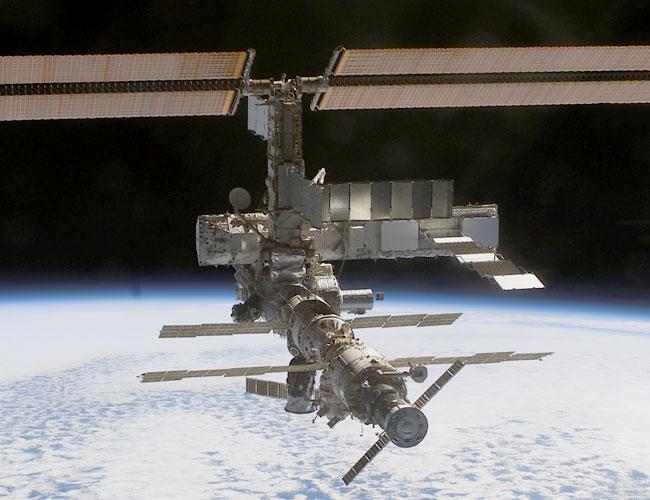 La Estación Espacial Internacional se Amplía de Nuevo