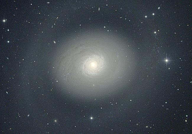 Explosión de Estrellas en la Galaxia M94