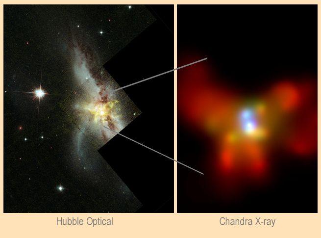 Superhmotné černé díry v NGC 6240