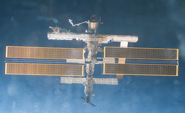 La Estación Espacial Internacional se expande de nuevo