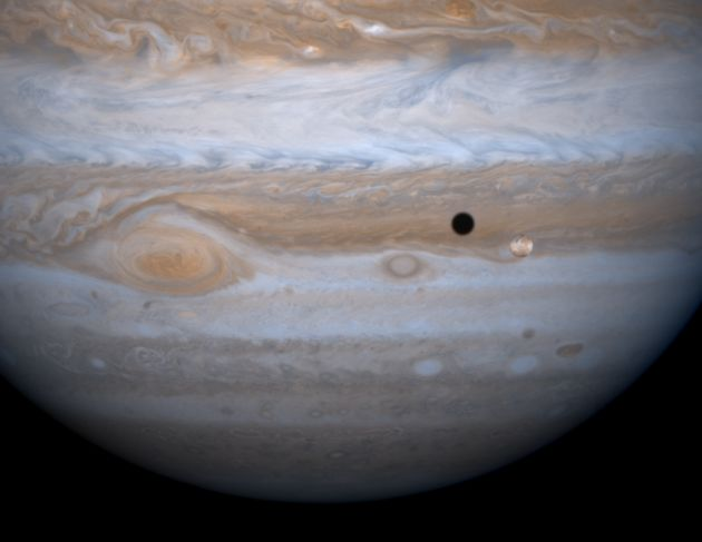 Júpiter, Ío y la Sombra