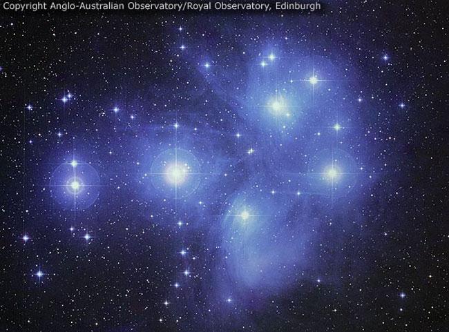 nasa photos of pleiades - photo #17
