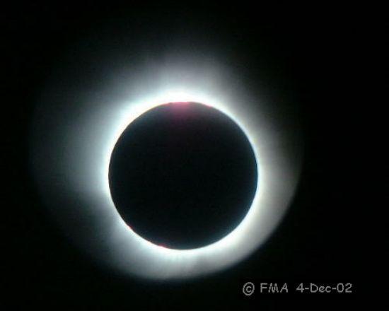 Eclipse Solar en Zimbabwe