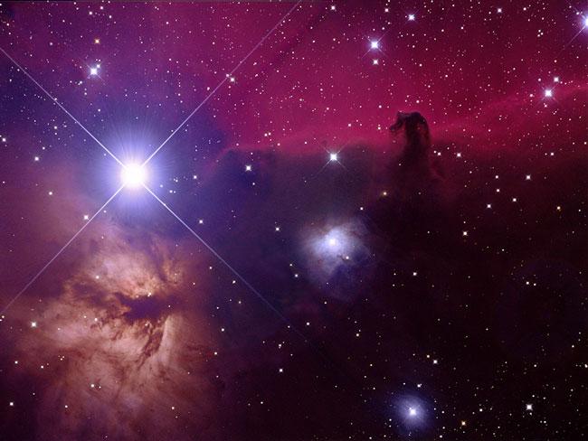 La Nebulosa Cabeza de Caballo en Orión