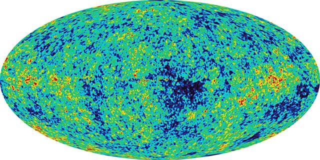 WMAP y el Universo