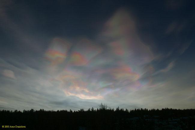 Nubes Iridescentes