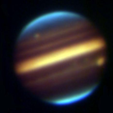 Júpiter en WIRO