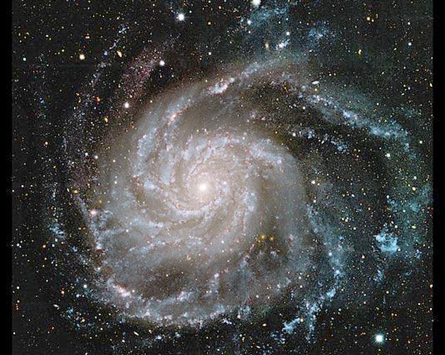 M101: La Galaxia Molinillo