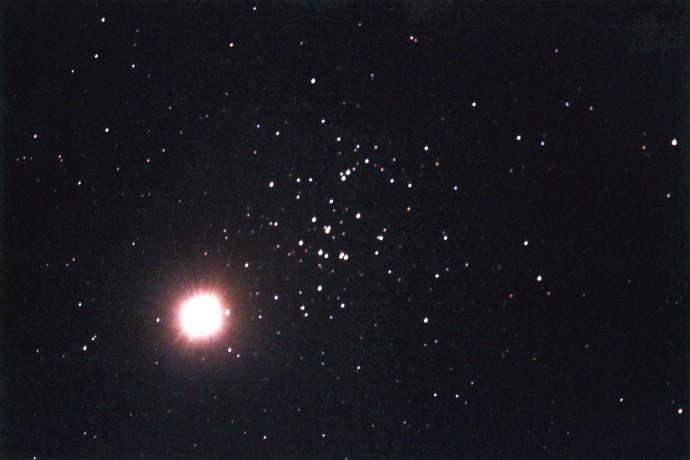 Júpiter en el Pesebre
