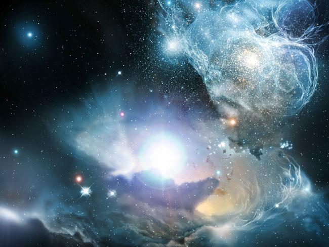 Fenómenos cosmológicos. Firstqsos_esa