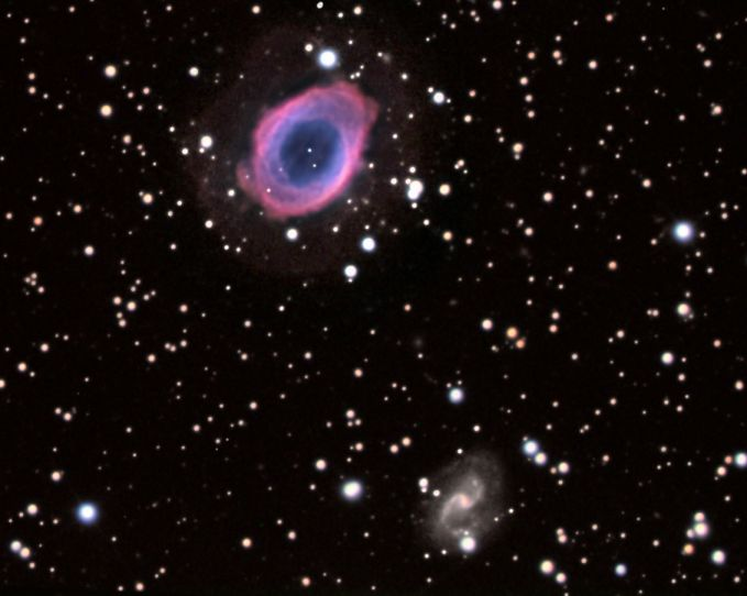 Un cuento de dos nebulosas