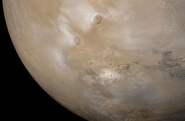 La Niebla de Marte
