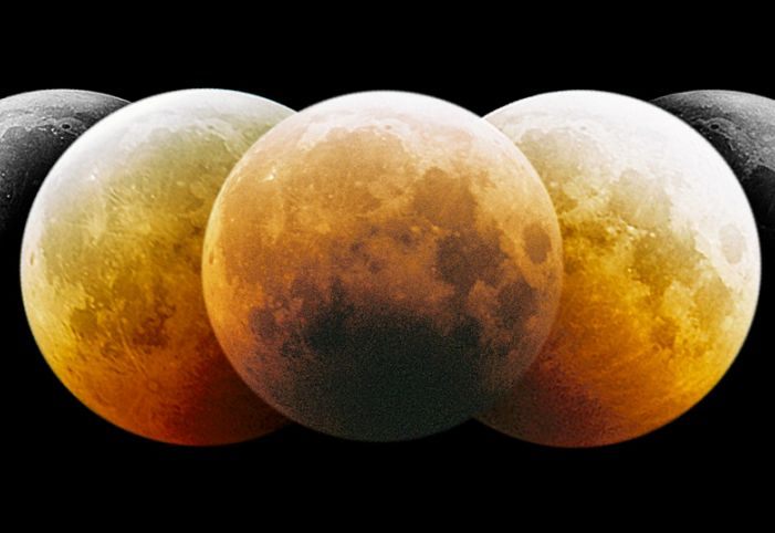 Montaje lunar