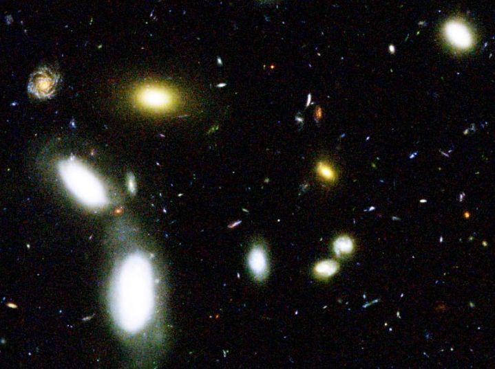 Las galaxias y el proyecto GOODS
