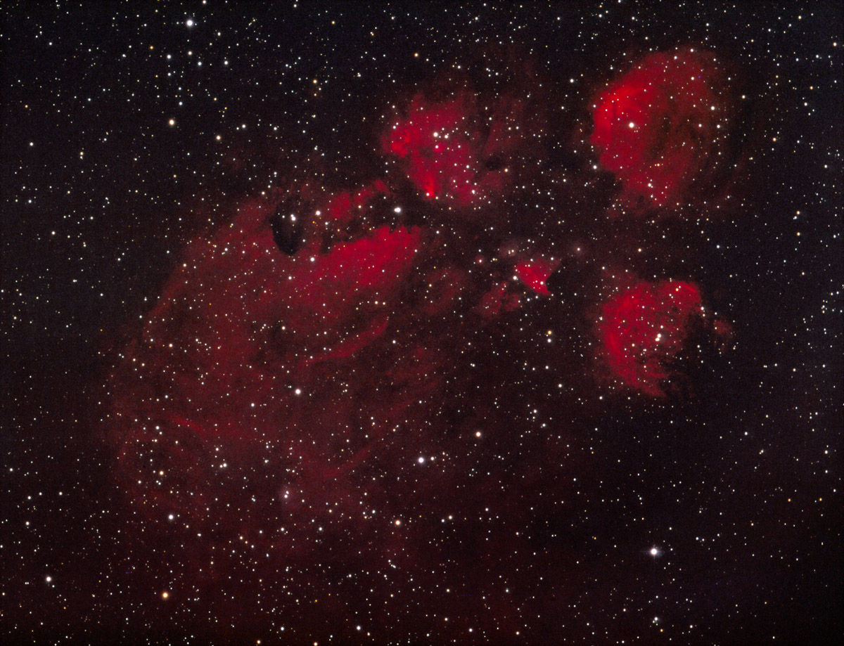 cats paw nebula desktop background - photo #6