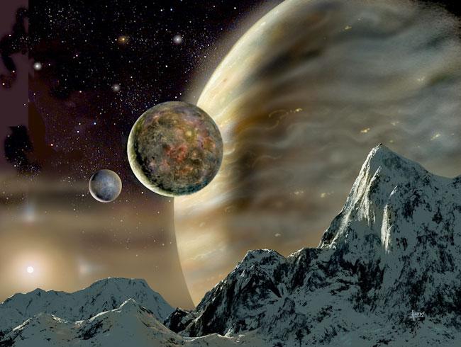 HD70642: Una Estrella con Planetas Semejantes
