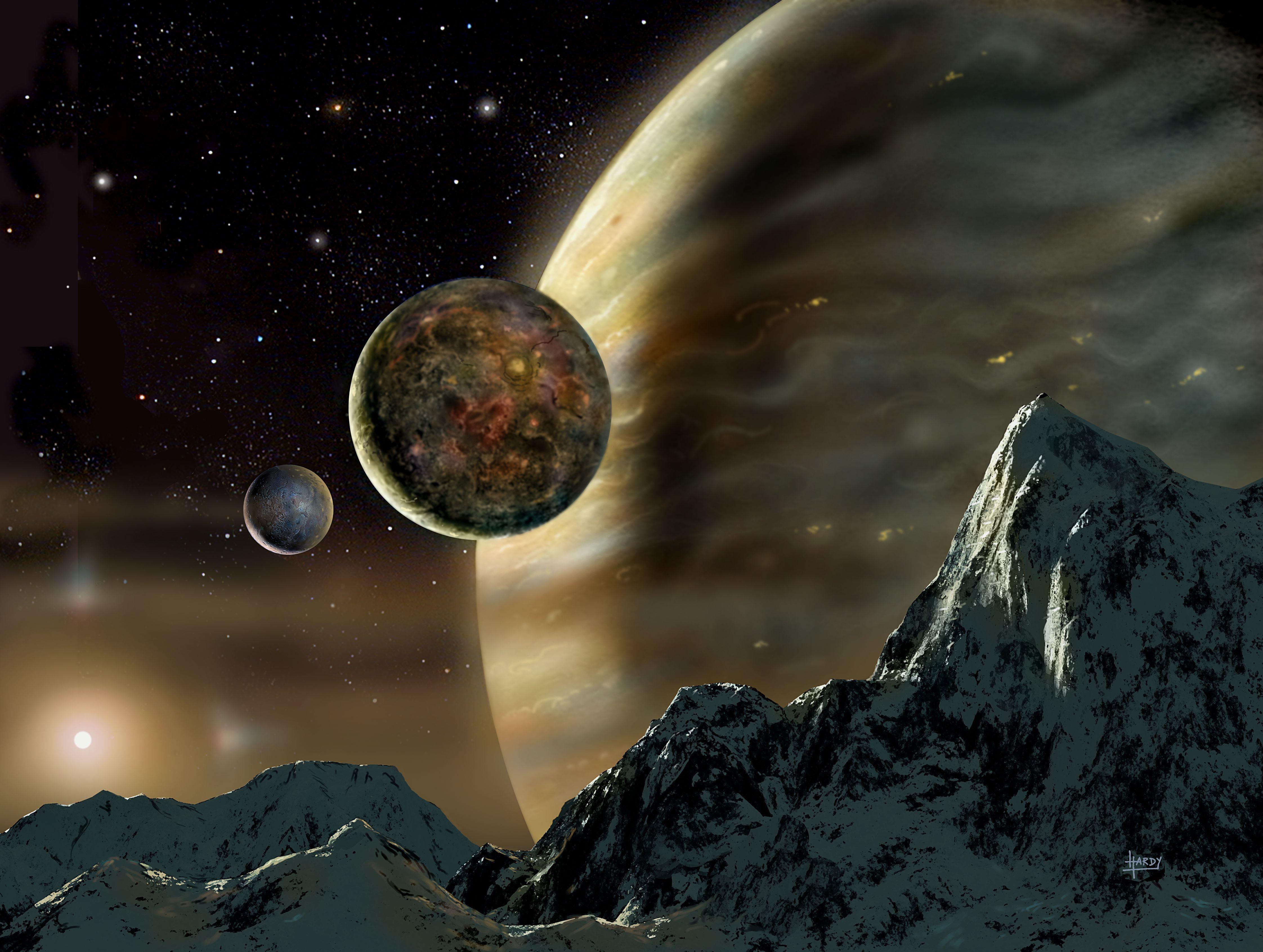 imagenes de nuestra Galaxia