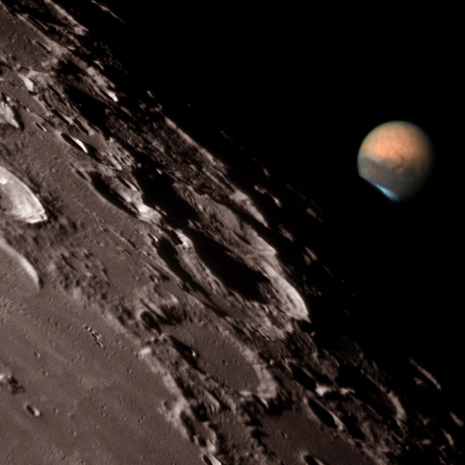 mars phobos from mars view - photo #18