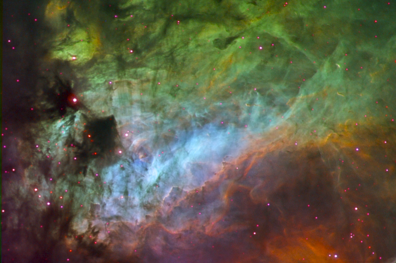 omega nebula nasa - photo #15