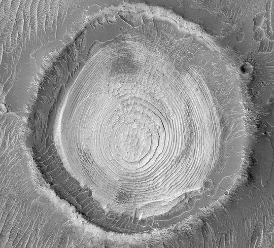 Marte Sedimentario