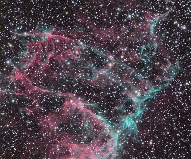 IC1340 en el Velo oriental