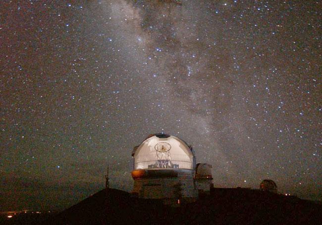 El cielo del Gemini