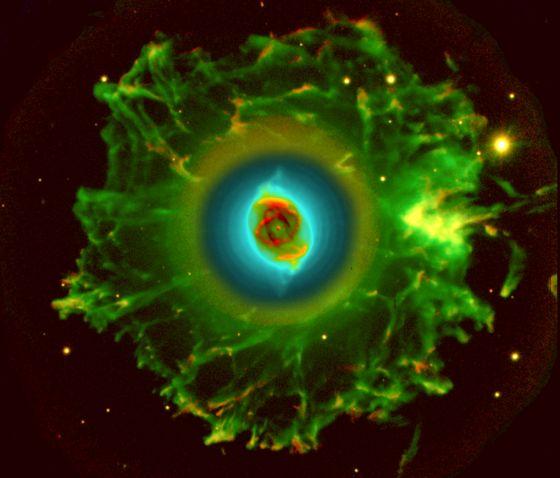 Halo z Kocicí oko