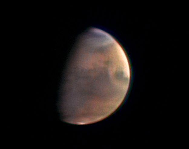 Expreso a Marte