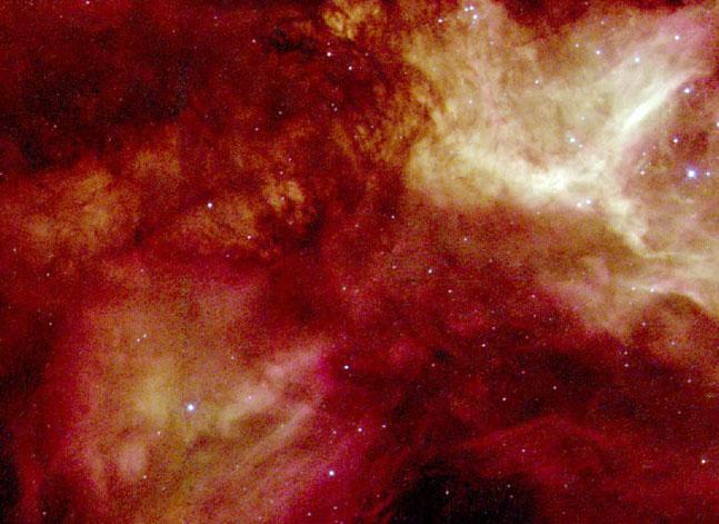 N159 y la Nebulosa Papillon