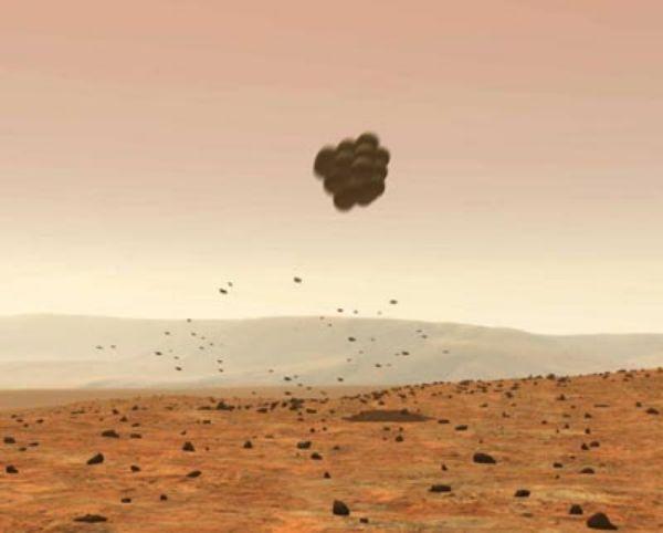 nasa mars landing day - photo #26