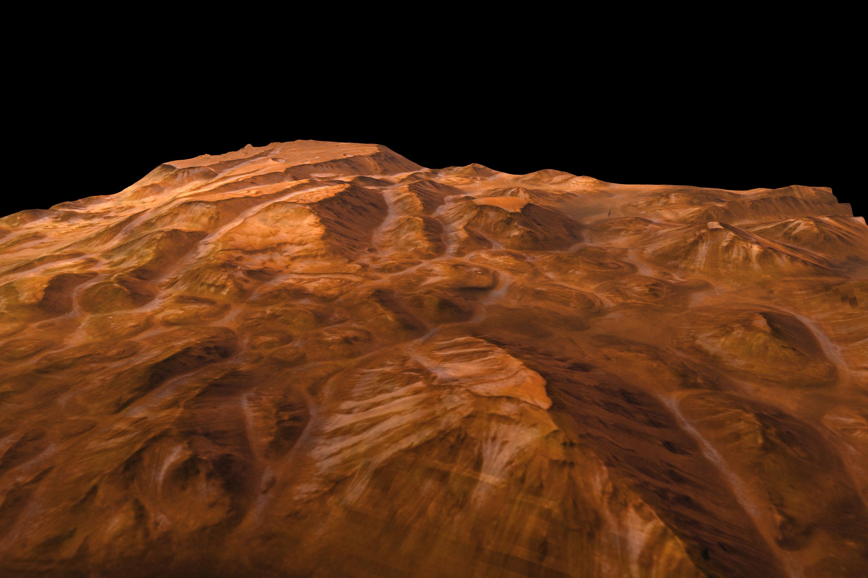 mars canyon nasa - photo #24