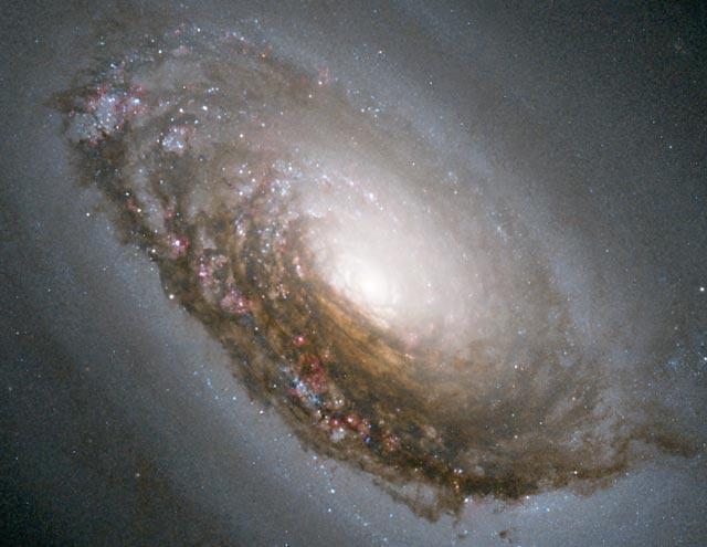 M64: La galaxia de la Bella Durmiente