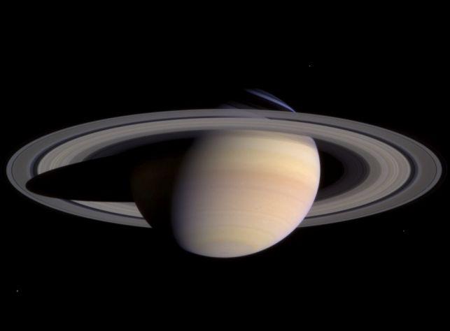 Eyeful de Saturno