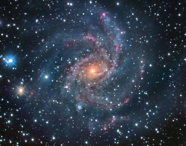 NGC 6946 en su mejor pose