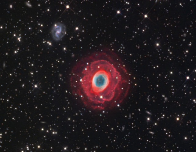 Nebulosa anillada
