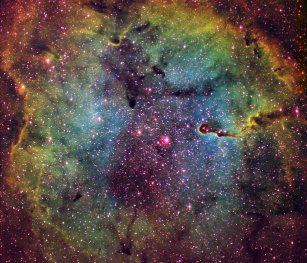 La nebulosa de emisión IC 1396
