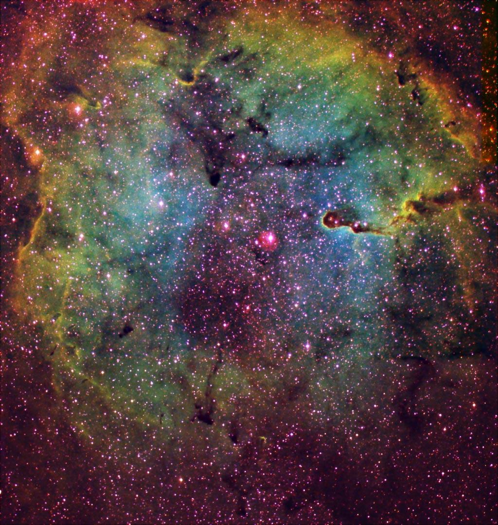 APOD: 2004 August 5 - Emission Nebula IC 1396