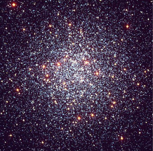 M55: cúmulo estelar globular