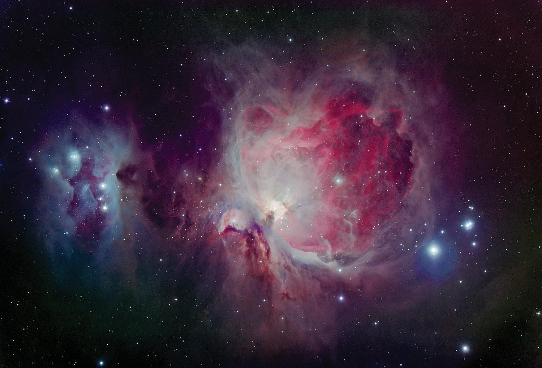 Resultado de imagen de La Gran Nebulosa de Orion