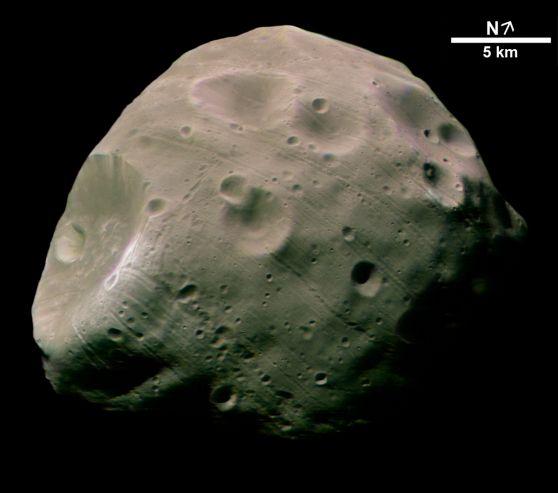 Fobos: La luna condenada de Marte