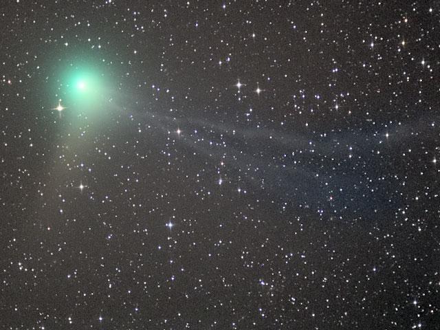 El anunciado Cometa Machholz