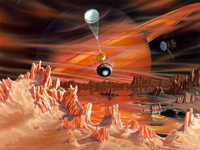 Especulaciones sobre Titán