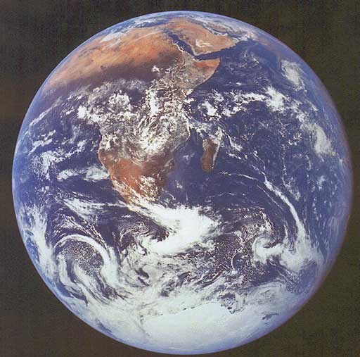Vítejte na planetě Zemi