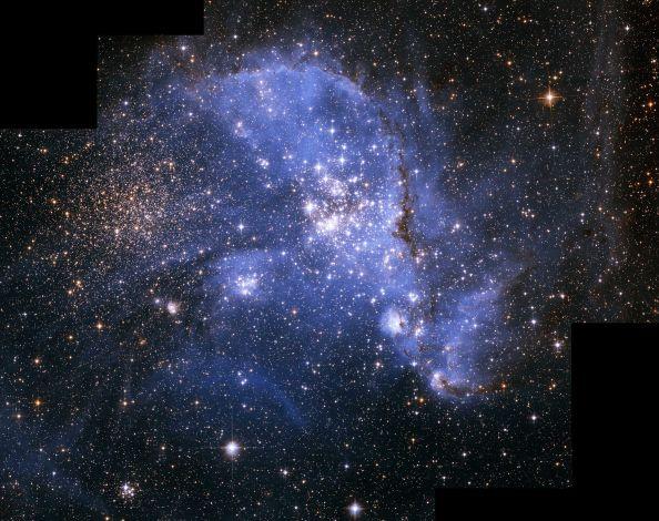 NGC 346: en la Pequeña Nube de Magallanes