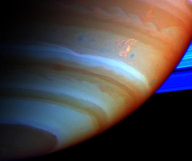 Tempestad del Dragón en Saturno