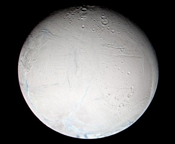 Esquía en Enceladus