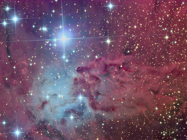 Fox Fur Nebulosa