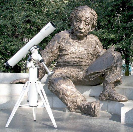 El año milagroso de Albert Einstein