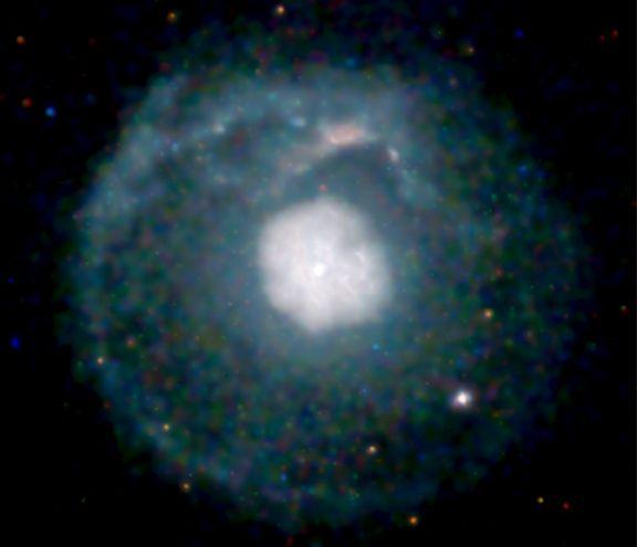 G21.5-0.9: el cascarón cósmico de una supernova